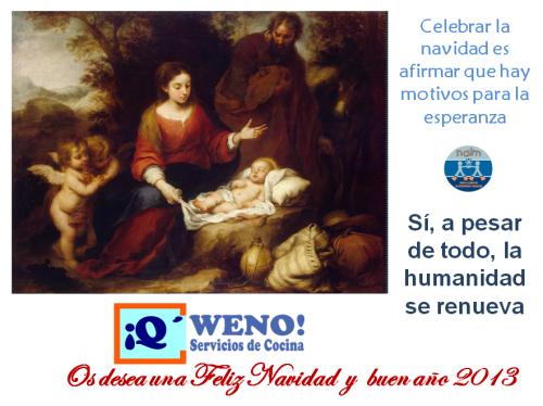 Felicitación QWENO 2012
